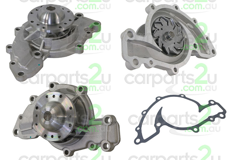 To suit HOLDEN COMMODORE TS  WATER PUMP - New quality car parts & auto spares online Australia wide with the convenience of shopping from your own home. Carparts 2U Penrith Sydney
