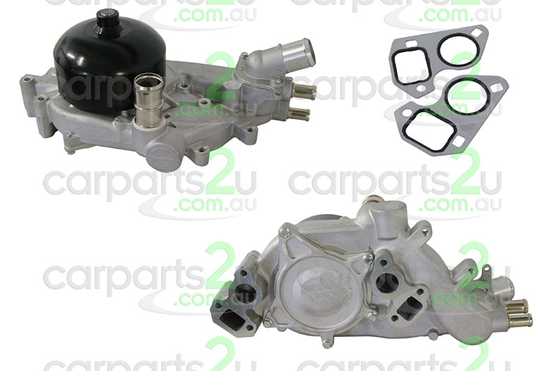 To suit HOLDEN COMMODORE VZ  WATER PUMP - New quality car parts & auto spares online Australia wide with the convenience of shopping from your own home. Carparts 2U Penrith Sydney
