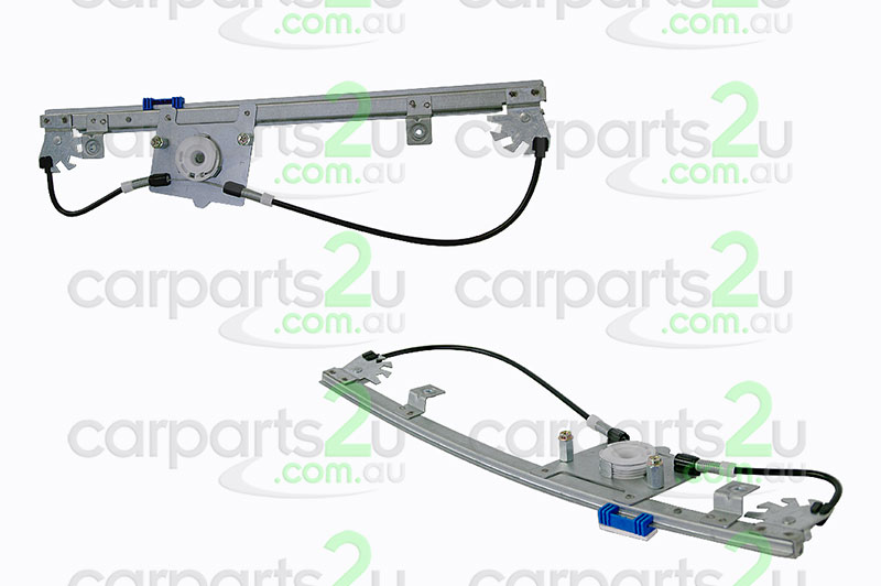 To suit HOLDEN VECTRA VECTRA ZC  WINDOW REGULATOR - New quality car parts & auto spares online Australia wide with the convenience of shopping from your own home. Carparts 2U Penrith Sydney