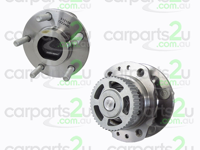 To suit CHRYSLER VOYAGER VOYAGER WAGON  WHEEL HUB - New quality car parts & auto spares online Australia wide with the convenience of shopping from your own home. Carparts 2U Penrith Sydney