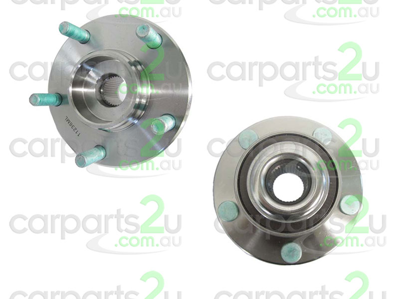 To suit MAZDA MAZDA 3 MAZDA 3 BK  FRONT WHEEL HUB - New quality car parts & auto spares online Australia wide with the convenience of shopping from your own home. Carparts 2U Penrith Sydney
