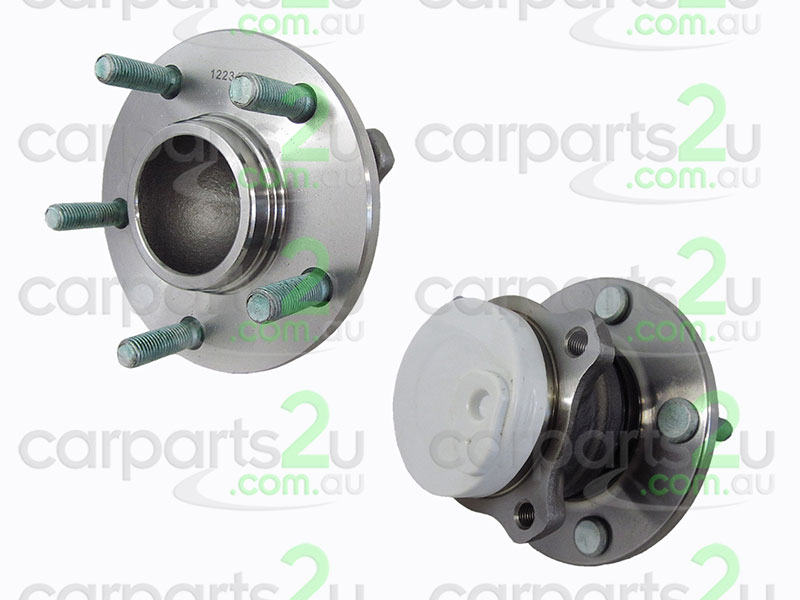 To suit MAZDA MAZDA 3 MAZDA 3 BK  REAR WHEEL HUB - New quality car parts & auto spares online Australia wide with the convenience of shopping from your own home. Carparts 2U Penrith Sydney