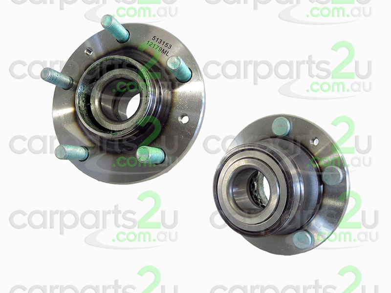 To suit MAZDA MAZDA 6 MAZDA 6 GG/GY  REAR WHEEL HUB - New quality car parts & auto spares online Australia wide with the convenience of shopping from your own home. Carparts 2U Penrith Sydney