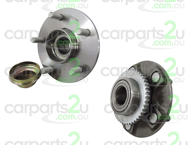 To suit NISSAN MAXIMA MAZDA 6 GG/GY  REAR WHEEL HUB - New quality car parts & auto spares online Australia wide with the convenience of shopping from your own home. Carparts 2U Penrith Sydney