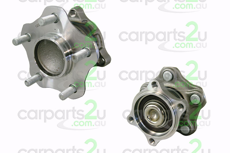 To suit NISSAN MAXIMA A32  REAR WHEEL HUB - New quality car parts & auto spares online Australia wide with the convenience of shopping from your own home. Carparts 2U Penrith Sydney