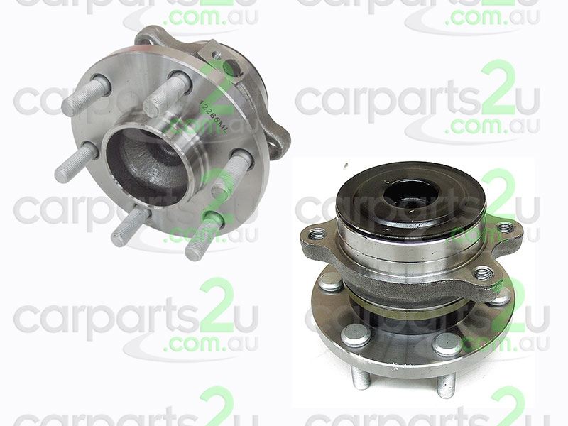 To suit NISSAN NAVARA A33  FRONT WHEEL HUB - New quality car parts & auto spares online Australia wide with the convenience of shopping from your own home. Carparts 2U Penrith Sydney