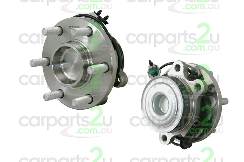 To suit NISSAN PATHFINDER D40T UTE *THAI BUILD MNT*  FRONT WHEEL HUB - New quality car parts & auto spares online Australia wide with the convenience of shopping from your own home. Carparts 2U Penrith Sydney