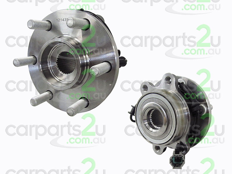 To suit NISSAN PATHFINDER R51  FRONT WHEEL HUB - New quality car parts & auto spares online Australia wide with the convenience of shopping from your own home. Carparts 2U Penrith Sydney