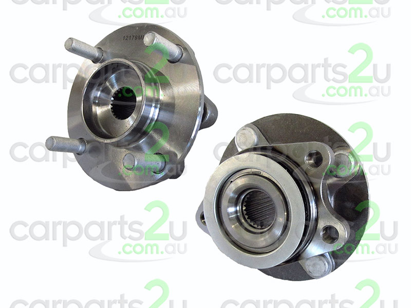To suit NISSAN TIIDA R51  FRONT WHEEL HUB - New quality car parts & auto spares online Australia wide with the convenience of shopping from your own home. Carparts 2U Penrith Sydney