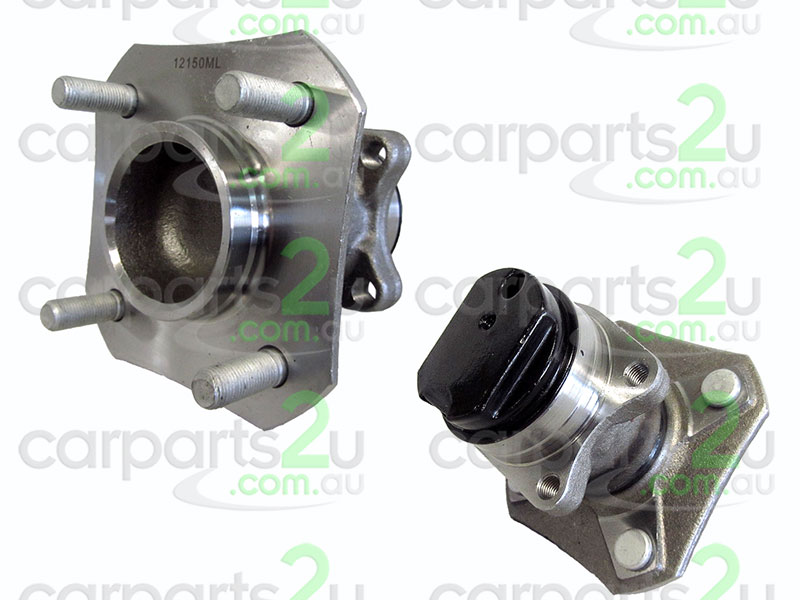 To suit NISSAN TIIDA J31  REAR WHEEL HUB - New quality car parts & auto spares online Australia wide with the convenience of shopping from your own home. Carparts 2U Penrith Sydney