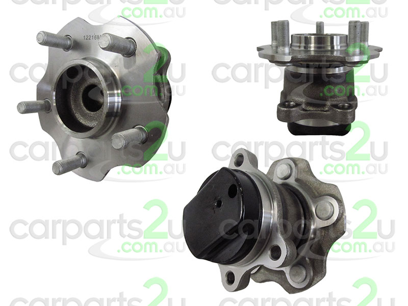 To suit NISSAN X-TRAIL C11  REAR WHEEL HUB - New quality car parts & auto spares online Australia wide with the convenience of shopping from your own home. Carparts 2U Penrith Sydney