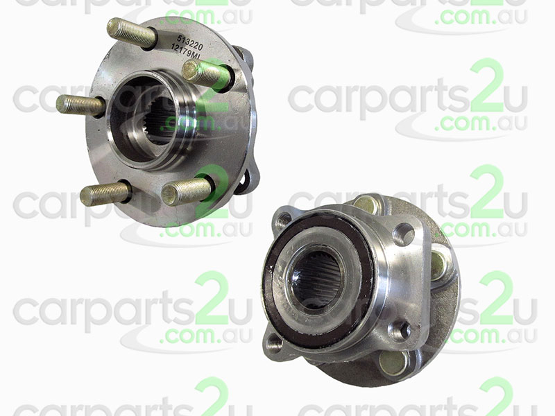 To suit SUBARU IMPREZA T31  FRONT WHEEL HUB - New quality car parts & auto spares online Australia wide with the convenience of shopping from your own home. Carparts 2U Penrith Sydney