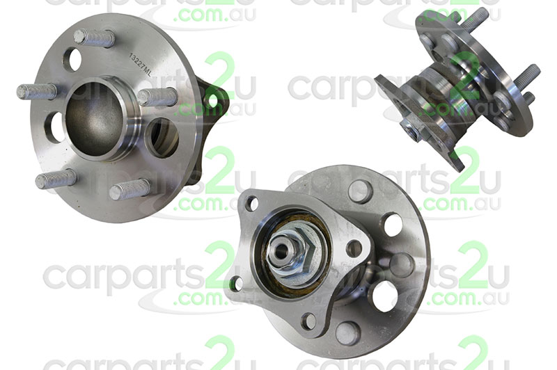 To suit TOYOTA CAMRY T31  REAR WHEEL HUB - New quality car parts & auto spares online Australia wide with the convenience of shopping from your own home. Carparts 2U Penrith Sydney