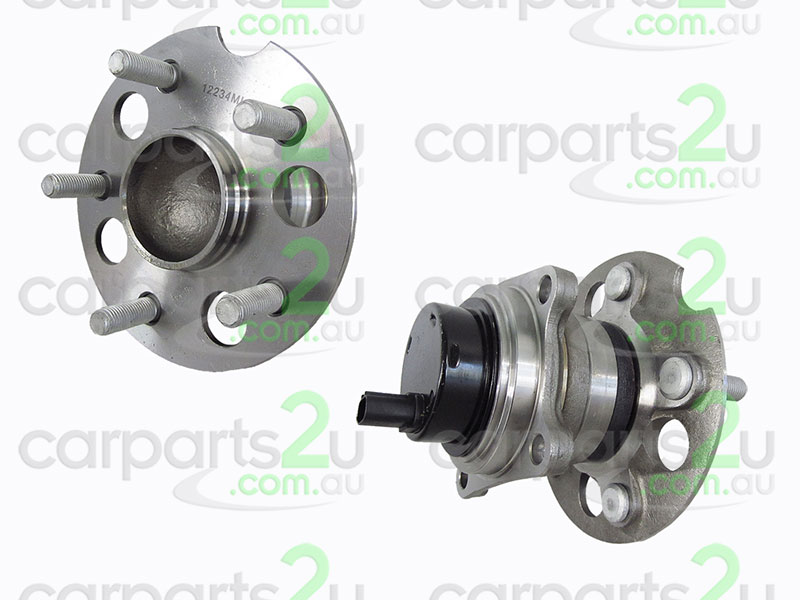 To suit TOYOTA TARAGO ZZE122  REAR WHEEL HUB - New quality car parts & auto spares online Australia wide with the convenience of shopping from your own home. Carparts 2U Penrith Sydney