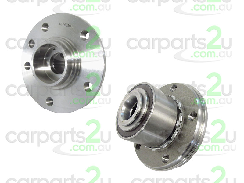 To suit VOLKSWAGEN TRANSPORTER HIACE VAN  FRONT WHEEL HUB - New quality car parts & auto spares online Australia wide with the convenience of shopping from your own home. Carparts 2U Penrith Sydney