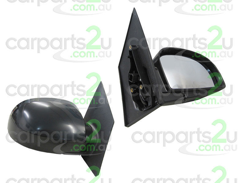 To suit HYUNDAI GETZ FD  FRONT DOOR MIRROR - New quality car parts & auto spares online Australia wide with the convenience of shopping from your own home. Carparts 2U Penrith Sydney