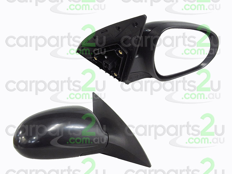To suit HYUNDAI I30  FD  FRONT DOOR MIRROR - New quality car parts & auto spares online Australia wide with the convenience of shopping from your own home. Carparts 2U Penrith Sydney