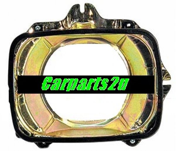 To suit TOYOTA 4 RUNNER / SURF HILUX UTE 4WD  HEAD LIGHT HOUSING - New quality car parts & auto spares online Australia wide with the convenience of shopping from your own home. Carparts 2U Penrith Sydney