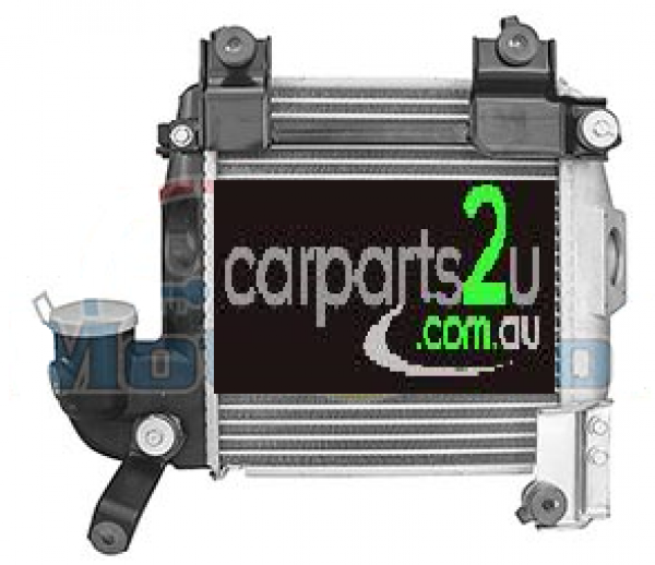 To suit TOYOTA HILUX IVECO DAILY  INTERCOOLER - New quality car parts & auto spares online Australia wide with the convenience of shopping from your own home. Carparts 2U Penrith Sydney