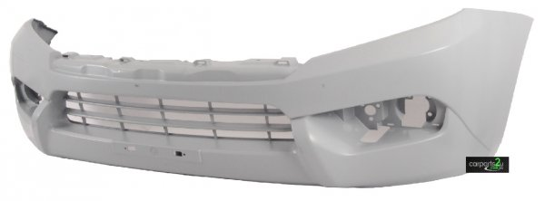 To suit ISUZU MU-X MU-X WAGON  FRONT BUMPER - New quality car parts & auto spares online Australia wide with the convenience of shopping from your own home. Carparts 2U Penrith Sydney