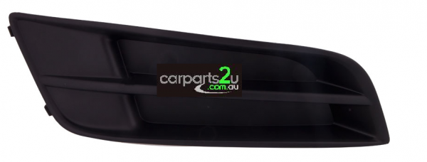 TO SUIT TOYOTA COROLLA ZZE122  FRONT BAR GRILLE  RIGHT - BRAND NEW RIGHTHAND SIDE DRIVERFRONT BAR GRILLE / FOG LIGHT COVERTO SUIT TOYOTA COROLLA ZZE122(JAPAN BUILD) MODELS BETWEEN 4/2004-3/2007 ONLY **TO SUIT 5 DOOR HATCH MODELS ONLY, EXCLUDES SEDAN & WAGON*  - New quality car parts & auto spares online Australia wide with the convenience of shopping from your own home. Carparts 2U Penrith Sydney