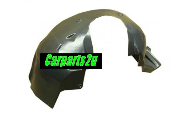 To suit HOLDEN COMMODORE VE SERIES 2  INNER GUARD LINER - New quality car parts & auto spares online Australia wide with the convenience of shopping from your own home. Carparts 2U Penrith Sydney