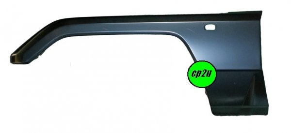 TO SUIT TOYOTA LANDCRUISER 70 SERIES  GUARD  LEFT - BRAND NEW LEFT HAND SIDE LOWER GUARD TO SUIT TOYOTA LANDCRUISER 70 SERIES MODELS BETWEEN 11/1984-1/2007 (WITHOUT FLARE/ WITH INDICATOR HOLE)