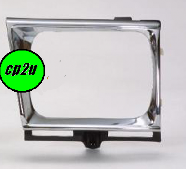 To suit TOYOTA HILUX HIACE VAN  HEAD LIGHT RIM - New quality car parts & auto spares online Australia wide with the convenience of shopping from your own home. Carparts 2U Penrith Sydney