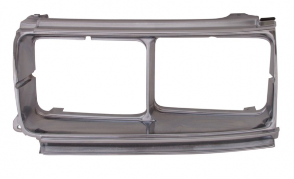 To suit TOYOTA LANDCRUISER  HEAD LIGHT RIM - New quality car parts & auto spares online Australia wide with the convenience of shopping from your own home. Carparts 2U Penrith Sydney