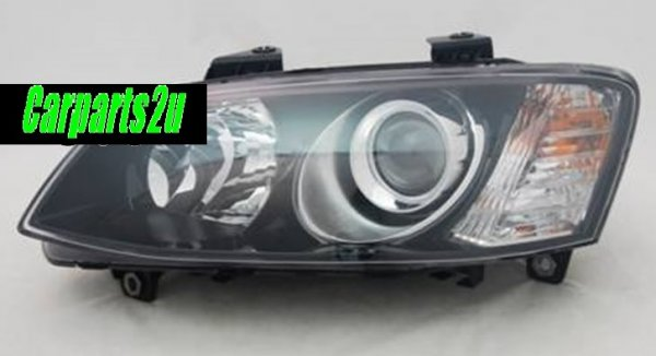 HEAD LIGHT LEFT BRAND NEW LEFT HAND SIDE HEAD LIGHT TO SUIT HOLDEN COMMODORE VE SERIES 2 SS-V/CALAIS/SS MODELS BETWEEN 9/2010-5/2013 (PROJECTOR TYPE HEAD LIGHT) 