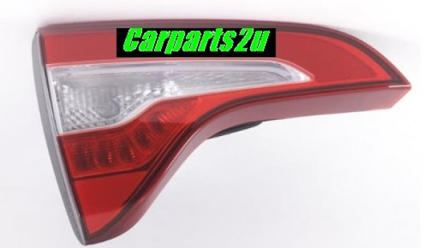 TO SUIT KIA SORENTO SORENTO XM  TAIL LIGHT  LEFT - BRAND NEW GENUINE KIA LEFT HAND SIDE INNER BOOT LID TAIL LIGHT TO SUIT KIA SORENTO XM MODELS BETWEEN 10/2012-6/2015 (REVERSE LIGHT IN THE MIDDLE)  - New quality car parts & auto spares online Australia wide with the convenience of shopping from your own home. Carparts 2U Penrith Sydney