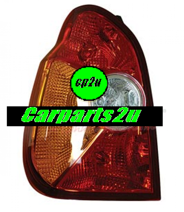 TAIL LIGHT LEFT BRAND NEW GENUINE HYUNDAI LEFT HAND SIDE TAIL LIGHT TO SUIT HYUNDAI TERRACANHP WAGON MODELS BETWEEN 7/01-5/04  - Open 24hrs 365 days a year - our commitment is to provide new quality spare car parts nationally with the convenience of our online auto parts shopping store in the privacy of your own home.