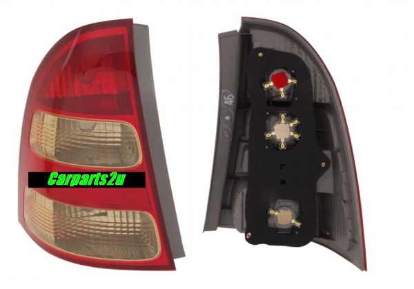 To suit TOYOTA COROLLA PG/PH  TAIL LIGHT - New quality car parts & auto spares online Australia wide with the convenience of shopping from your own home. Carparts 2U Penrith Sydney