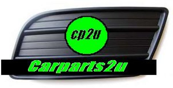 TO SUIT SUZUKI SWIFT RS  FRONT BAR GRILLE  LEFT - BRAND NEW GENUINE SUZUKI LEFT HAND SIDE FRONT BAR GRILLE TO SUIT STANDARD SUZUKI SWIFT 5 DOOR MODELS BETWEEN 7/2007-9/2010 ONLY (WITHOUT FOG LIGHT HOLE TYPE) - New quality car parts & auto spares online Australia wide with the convenience of shopping from your own home. Carparts 2U Penrith Sydney