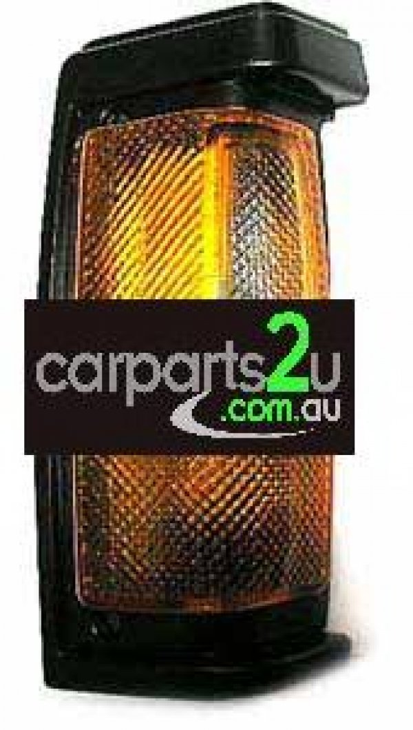 To suit NISSAN NAVARA VR / VS  FRONT CORNER LIGHT - New quality car parts & auto spares online Australia wide with the convenience of shopping from your own home. Carparts 2U Penrith Sydney