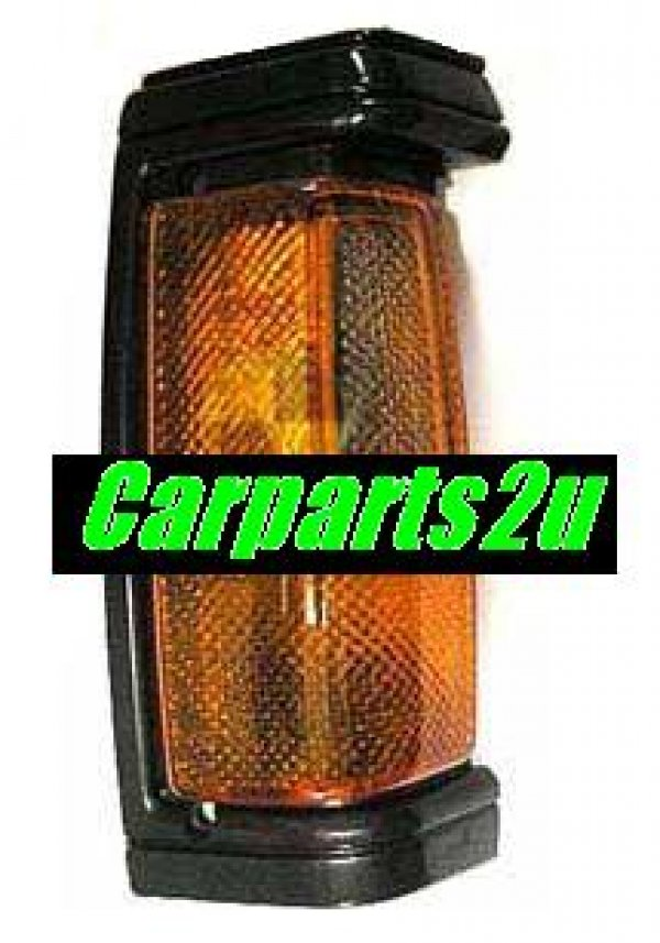 TO SUIT NISSAN NAVARA D21 UTE  FRONT CORNER LIGHT  LEFT - LEFT HAND SIDE FRONT CORNER LIGHT (GREY) TO SUIT NISSAN NAVARA D21 MODELS BETWEEN 1/1990-5/1992  - New quality car parts & auto spares online Australia wide with the convenience of shopping from your own home. Carparts 2U Penrith Sydney