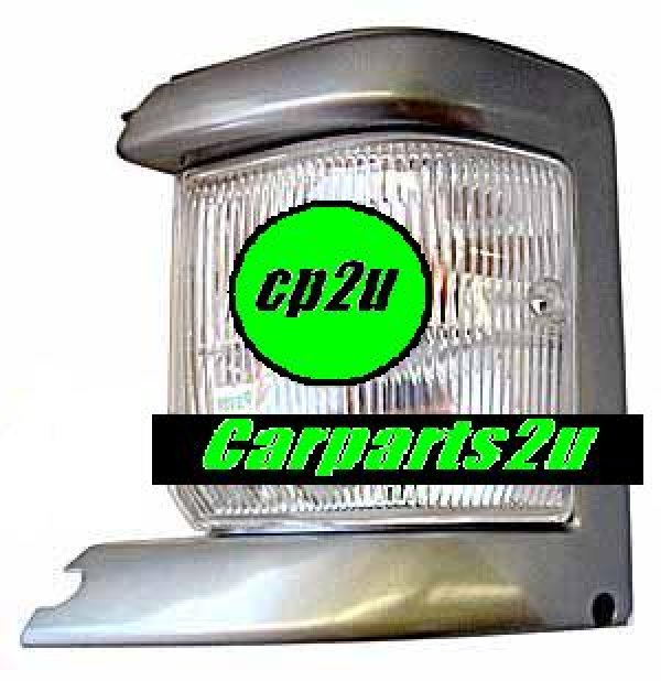 To suit MAZDA E SERIES VAN  FRONT CORNER LIGHT - New quality car parts & auto spares online Australia wide with the convenience of shopping from your own home. Carparts 2U Penrith Sydney