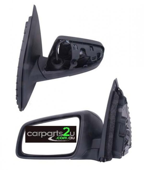 To suit HOLDEN COMMODORE XC  FRONT DOOR MIRROR - New quality car parts & auto spares online Australia wide with the convenience of shopping from your own home. Carparts 2U Penrith Sydney