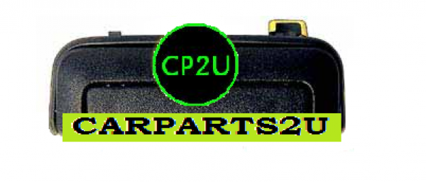 TO SUIT MITSUBISHI TRITON MK  DOOR HANDLE  LEFT - BRAND NEW LEFT HAND SIDE OUTER DOOR HANDLE TO SUIT MITSUBISHI TRITON MODELS BETWEEN 10/1996-06/2006