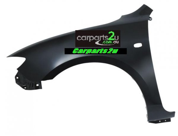 TO SUIT MAZDA MAZDA 3 MAZDA 3 BK  GUARD  LEFT - BRAND NEW LEFT HAND SIDE GUARD TO SUIT ALL MAZDA 3 BK 4 DOOR SEDAN MODELS BETWEEN 1/2004-4/2009 