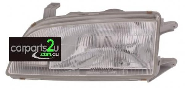 To suit SUZUKI SWIFT  HEAD LIGHT - New quality car parts & auto spares online Australia wide with the convenience of shopping from your own home. Carparts 2U Penrith Sydney