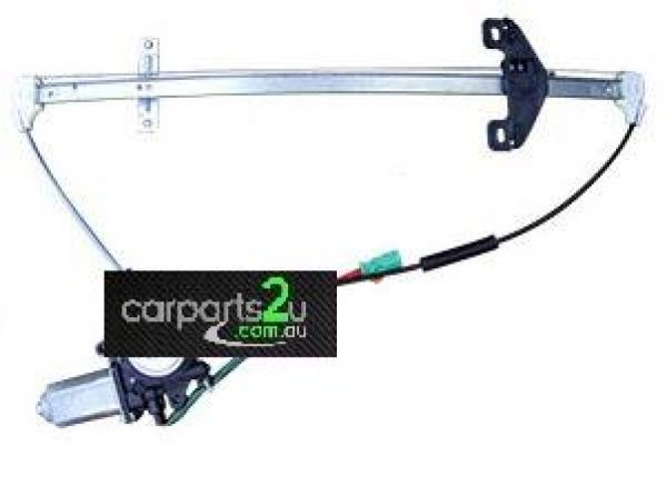 To suit HONDA CRV VY  WINDOW REGULATOR - New quality car parts & auto spares online Australia wide with the convenience of shopping from your own home. Carparts 2U Penrith Sydney