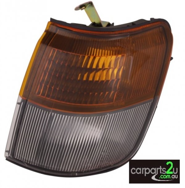 To suit MITSUBISHI PAJERO NM  FRONT CORNER LIGHT - New quality car parts & auto spares online Australia wide with the convenience of shopping from your own home. Carparts 2U Penrith Sydney