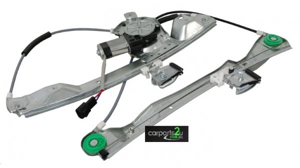 WINDOW REGULATOR LEFT BRAND NEW FRONT LEFT HAND SIDE ELECTRIC WINDOW REGULATOR WITH MOTOR TO SUIT HOLDEN COMMODORE VE SERIES 1 & 2 (08/2006-05/2013)