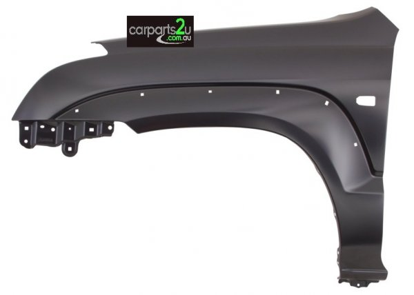 TO SUIT TOYOTA PRADO PRADO 120 SERIES  GUARD  LEFT - LEFT HAND SIDE GUARD TO SUIT PRADO MODELS INCLUDING GXL/VX/GRANDE (2002-2009)