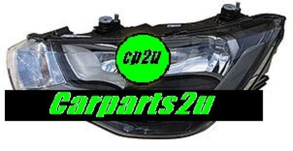 To suit AUDI A1 A1  HEAD LIGHT - New quality car parts & auto spares online Australia wide with the convenience of shopping from your own home. Carparts 2U Penrith Sydney
