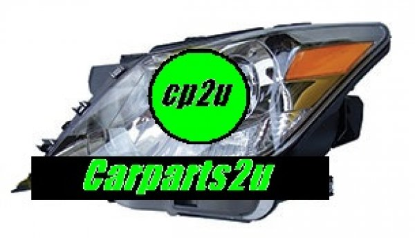 To suit LEXUS LX LX570  HEAD LIGHT - New quality car parts & auto spares online Australia wide with the convenience of shopping from your own home. Carparts 2U Penrith Sydney