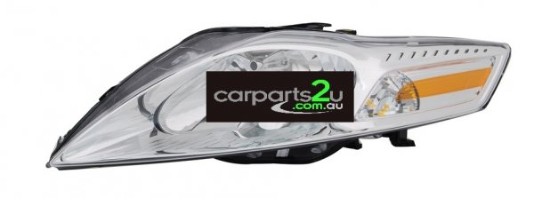 To suit FORD MONDEO MONDEO HC/HD  HEAD LIGHT - New quality car parts & auto spares online Australia wide with the convenience of shopping from your own home. Carparts 2U Penrith Sydney