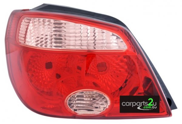 TO SUIT MITSUBISHI OUTLANDER ZE / ZF  TAIL LIGHT  LEFT - BRAND NEW LEFT HAND SIDE TAIL LIGHT
