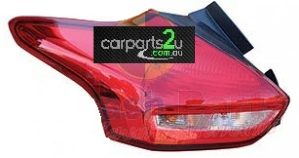 TO SUIT FORD FOCUS FOCUS LZ  TAIL LIGHT  LEFT - BRAND NEWGENUINE FORD LEFT HAND SIDE TAIL LIGHT TO SUIT FORD FOCUS ST HATCH 09/2015-08/2018    - New quality car parts & auto spares online Australia wide with the convenience of shopping from your own home. Carparts 2U Penrith Sydney